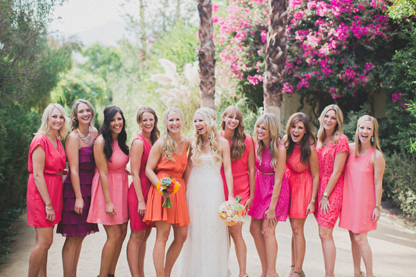 rose-and-coral-bridesmaid-dresses