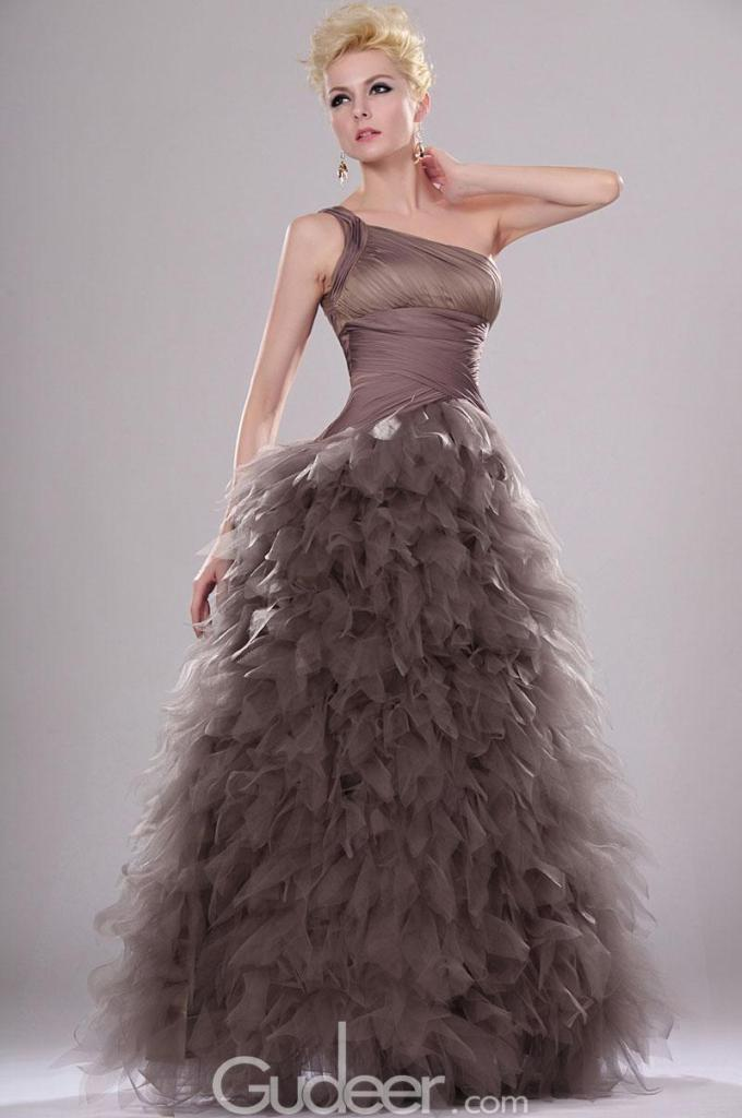 2long-one-shoulder-ruffled-coffee-custom-prom-dress-3