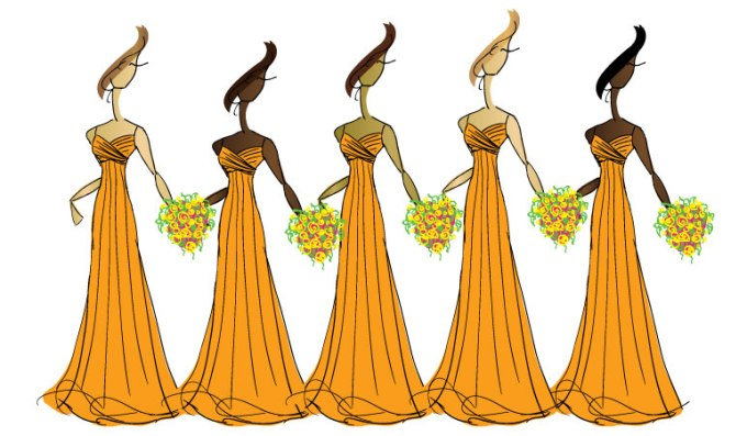 Orange-Bridesmaid-Dresses_AllOrange