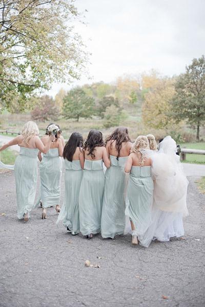 1 bridesmaids