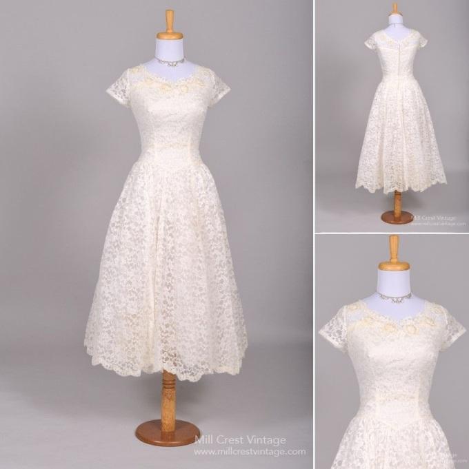 16 1950s-Tea-Length-Lace-Dress
