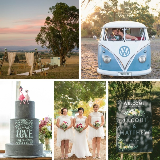 1 A-Rustic-Australian-Wedding-with-a-Stunning-Outdoor-Ceremony