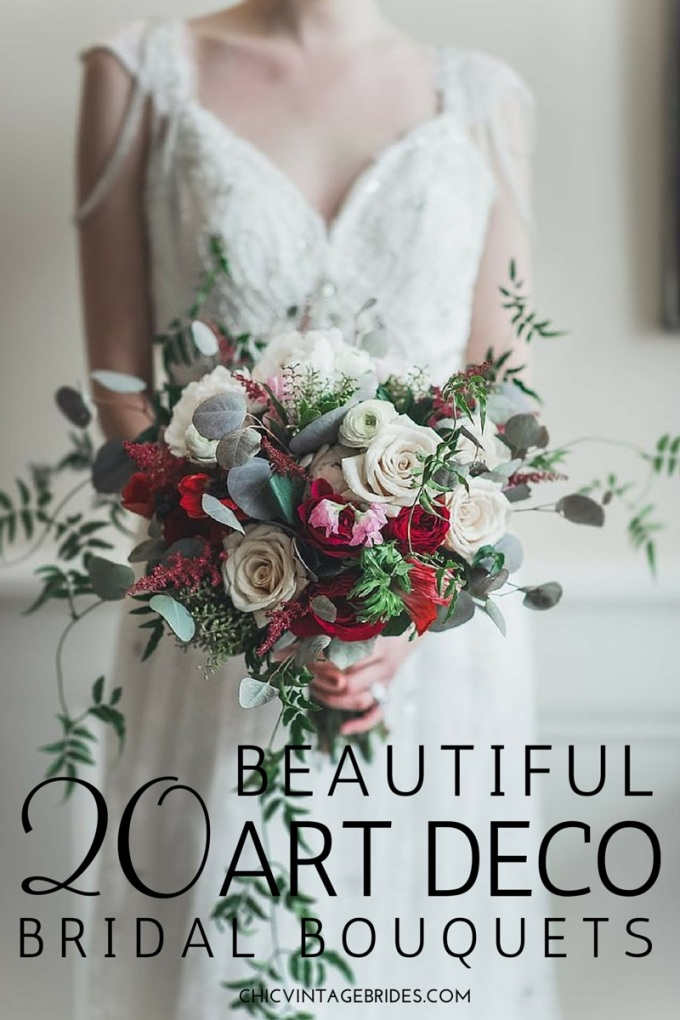 20-Bridal-Bouquets-for-an-Art-Deco-Bride