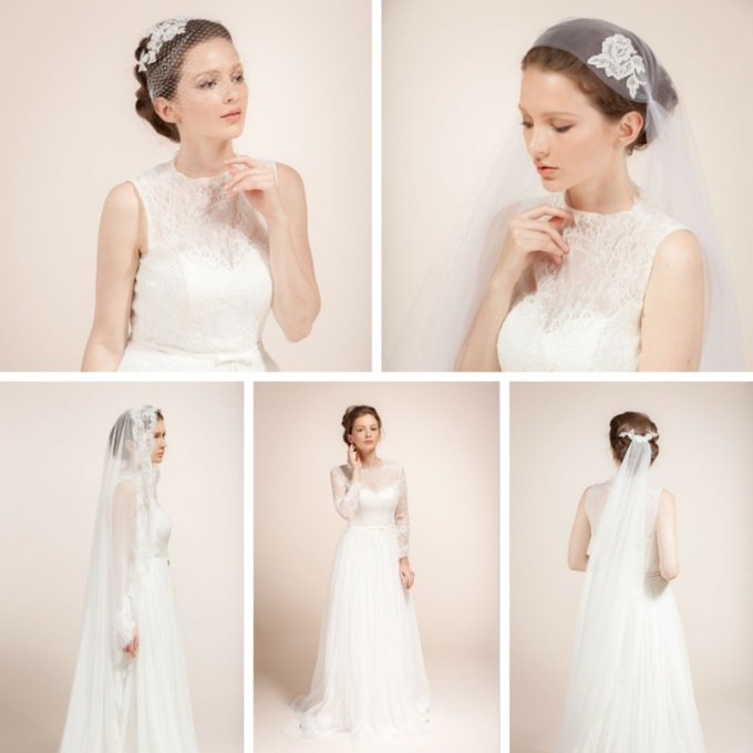 A-New-Collection-of-Elegant-Bridal-Hair-Accessories-Veils-from-Wanlu-Bridal