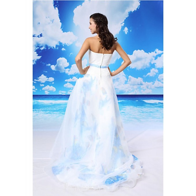 2755A-line Australia Formal Evening Dress White Court Train Sweetheart Lace Organza Satin_3-800x800.jpg