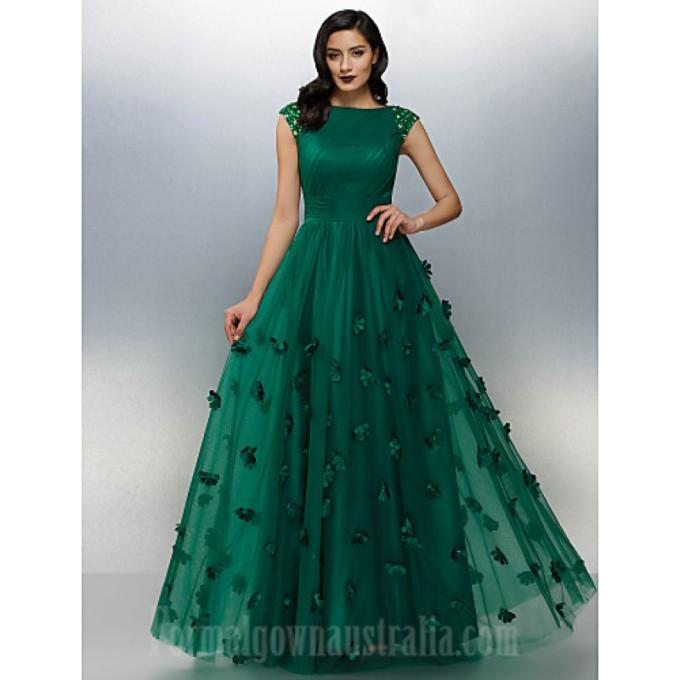273Australia Formal Evening Dress Dark Green Plus Sizes Dresses Petite A-line Bateau Long Floor-length Tulle Dress-800x800.jpg