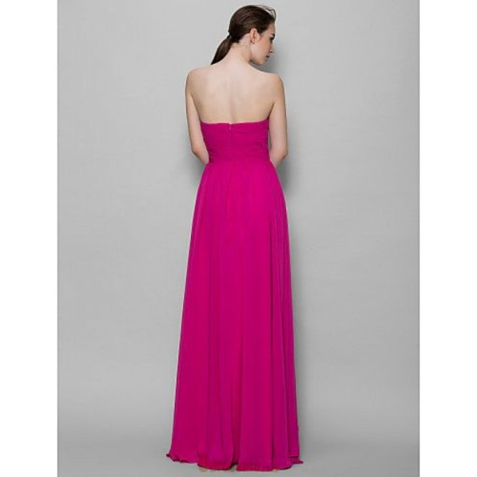 2-A-line-Floor-Length-Rosy-Sweetheart-Zipper-Back-Bridesmaid-Dress-Nz-800x800