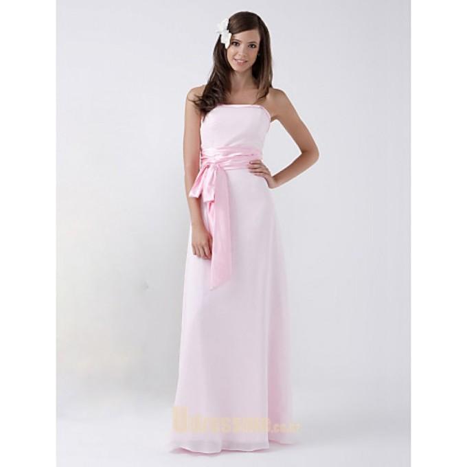 2307 Sexy Floor-Length  Pink Chiffon Evening Dress Halther Neck Sleeveless Prom Dress -800x800.jpg