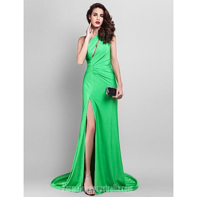 2597 Australia Formal Evening Dress Clover Plus Sizes Dresses Petite A-line Sexy One Shoulder Court Train Jersey-800x800.jpg