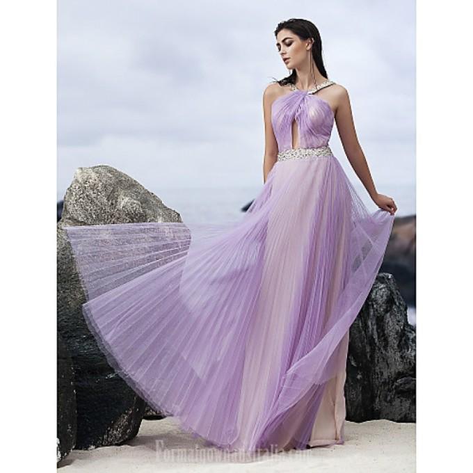 3200 Australia Formal Evening Dress Lavender A-line Halter Long Floor-length Chiffon-800x800.jpg